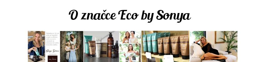Eco by Sonya - samoopalovací krém a kosmetika