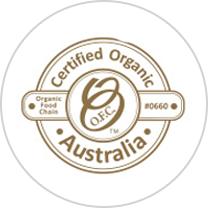 Certifikát Organic Food Chain (OFC)