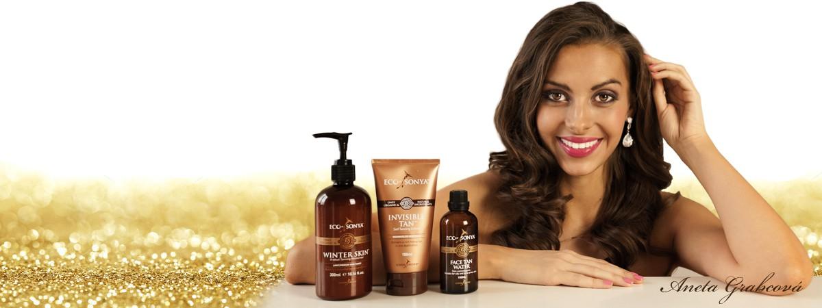 Eco by Sonya - Přírodní luxusní samoopalovací kosmetika