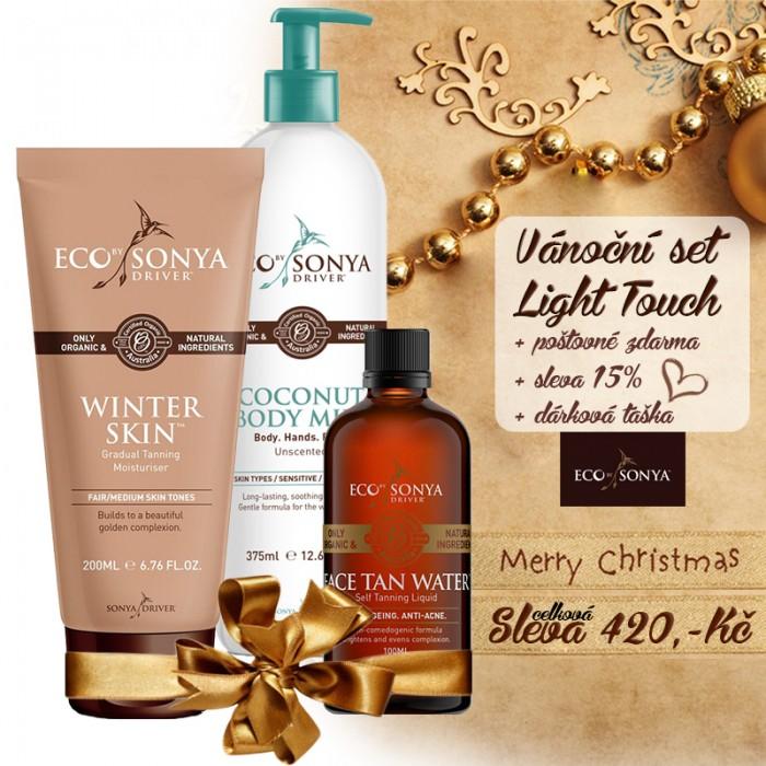 Vánoční sada - Light Touch