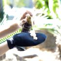 Aplikační rukavice a Cacao Firming Mousse