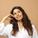 Uchycení vlasů péče o pleť